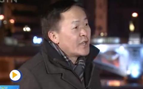 丹佛斯中国副总裁车巍接受中国国际电视台采访,讲述天津在中国可持续发展中的领导作用
