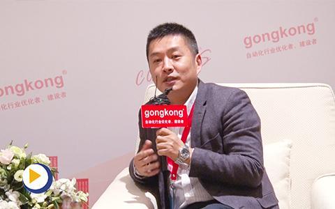 绵阳市维博电子有限责任公司总经理李东先生接受工控网专访