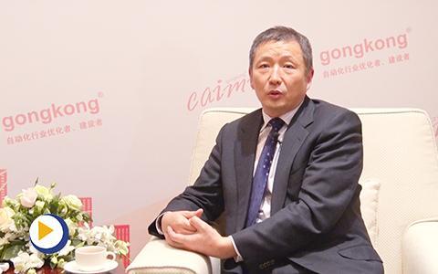 深圳市研控自动化科技有限公司总经理丛林先生接受工控网采访