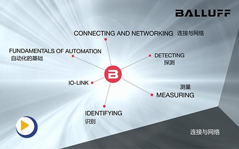 自动化系统基本原理 - 连接与网络