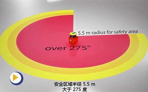 得利捷荣誉推出SLS-B5安全激光扫描仪,维护生产安全