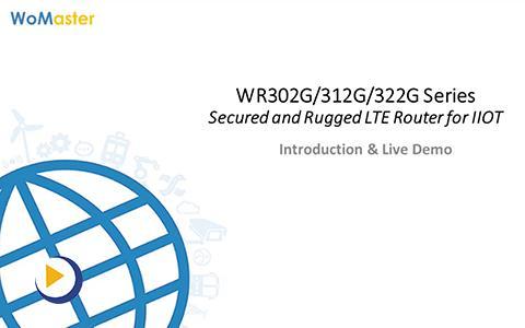 无线ITS的先驱 4GLTE路由器 WR32系列产品介绍