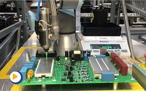 丹佛斯未来工厂——联手机器人