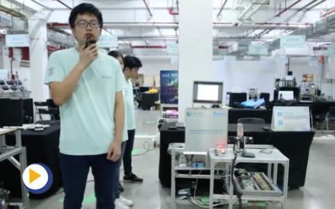 台达杯决赛作品-汽车玻璃智能检测及分拣系统