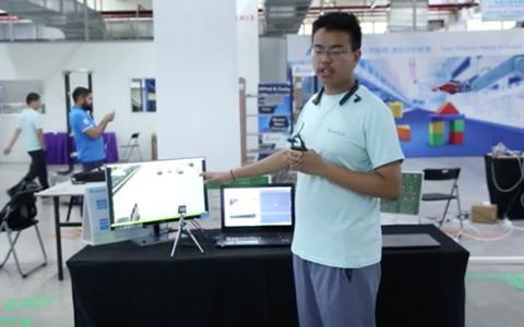 台达杯决赛作品-基于多功能集成的道路交叉口检测及信号诱导系统研究