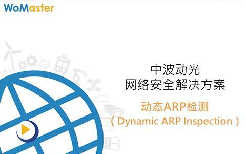 网路安全解决方案- DAI,破解动态ARP诈欺的高手