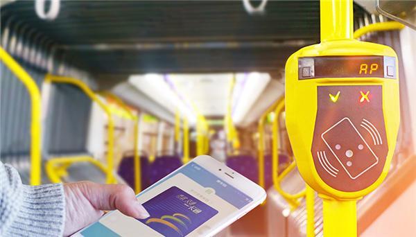 【產品應用】電源模塊在公交IC終端機應用