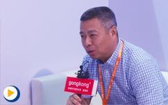 2018工博会专访辛柏机械技术(太仓)有限公司 营销总经理 肖永能 先生