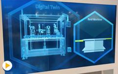 探秘和数字化双胞胎--2018汉诺威工业博览会