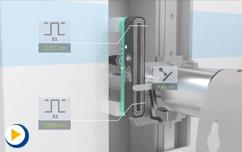 倍加福PMI-带IO-Link接口的位置测量系统