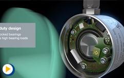 倍加福ENI58IL-基于蓝光科技的增量型旋转编码器