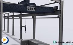 倍加福 位置定位WCS系统-吊车应用