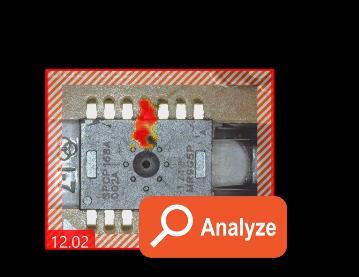 康耐视ViDi红色分析工具