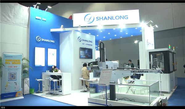 2019广州SIAF展展台采访——深圳市山龙智控有限公司