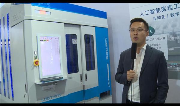 蘇州倫科思電子科技有限公司展臺采訪
