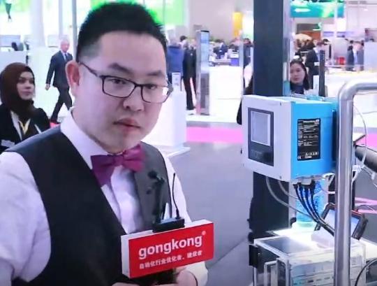 2019德国汉诺威工业展-恩德斯豪斯(中国)自动化有限公司