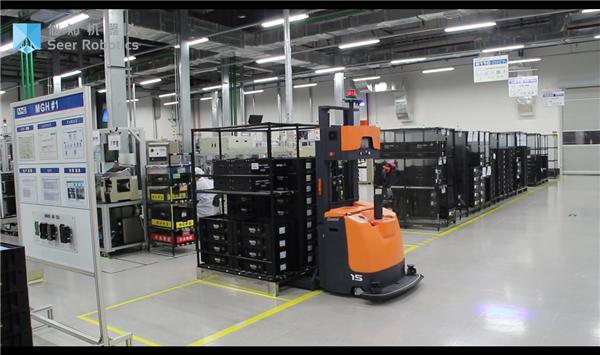 万都海拉-搬运式叉车-智能卸货片段-20181106-1