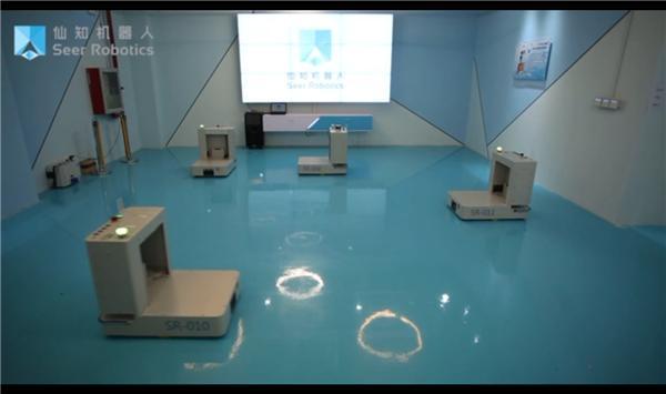 仙知展厅-多机调度展示-1