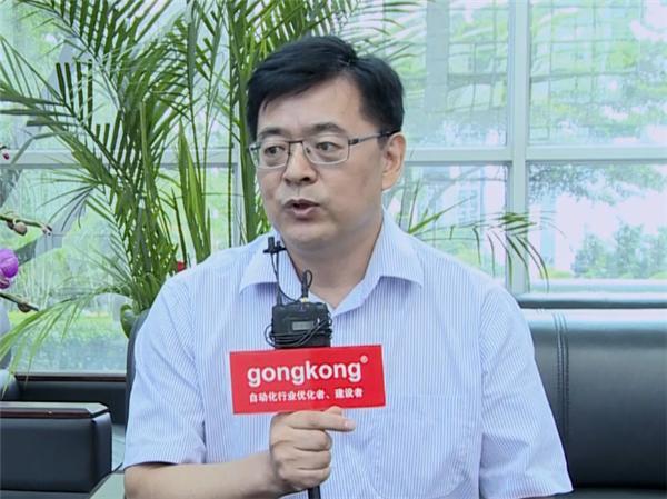 深圳市航嘉驰源电气股份有限公司-执行总裁-刘茂起专访