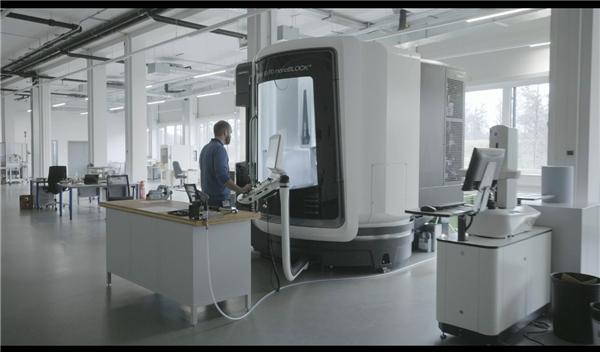 易福门机床振动状态监测系统助您提升综合设备利用率