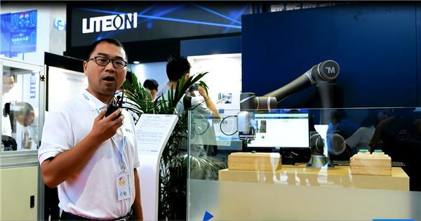 2019年上海工博会光宝科技展台视频介绍
