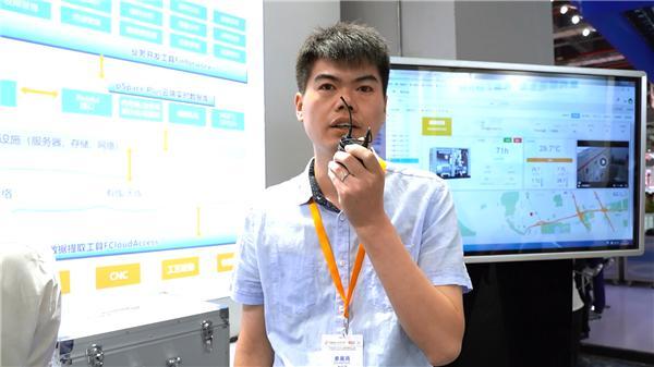 2019工博会展台介绍——北京力控元通科技有限公司