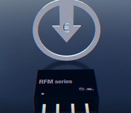 RECOM超高性价比的RFxx系列DCDC转换器
