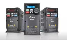台达变频器M300家族产品介绍