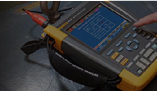FLUKE 变频电机振动检测和轴对中