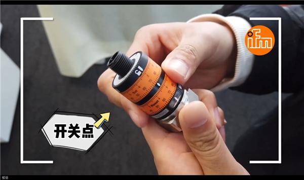 PK压力传感器动态演示及讲解视频