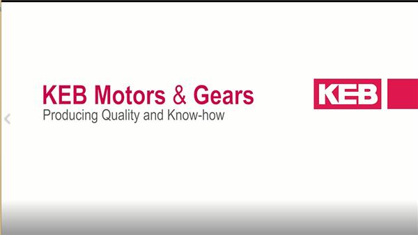 KEB减速电机-您的忠实合作伙伴