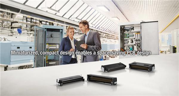 MicroSpeed连接器系统是高数据传输率的保障