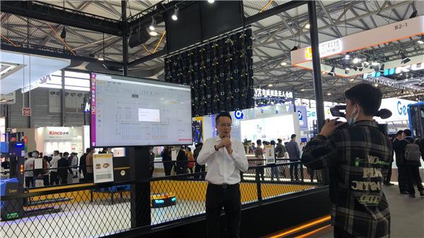 工控专访上海宾通智能科技有限公司CMO  吴征杰