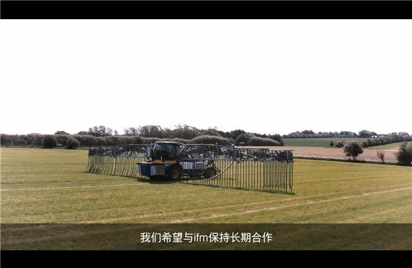 ifm移动控制系统为Agrometer农地撒播肥料泵车提供强大支持