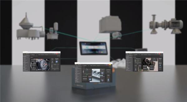 ifm IIoT平台moneo入门套件QZ9100,面向简单应用的状态监测