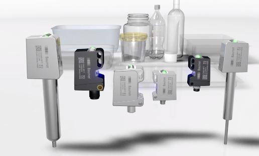 堡盟无需反射板的SmartReflect® 智能反射式光电传感器
