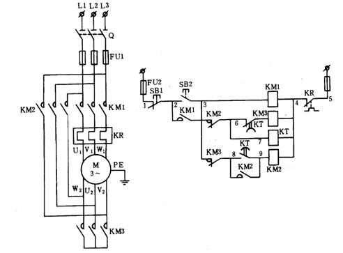 继电器控制电路转换为s7-300 plc梯形图的方法