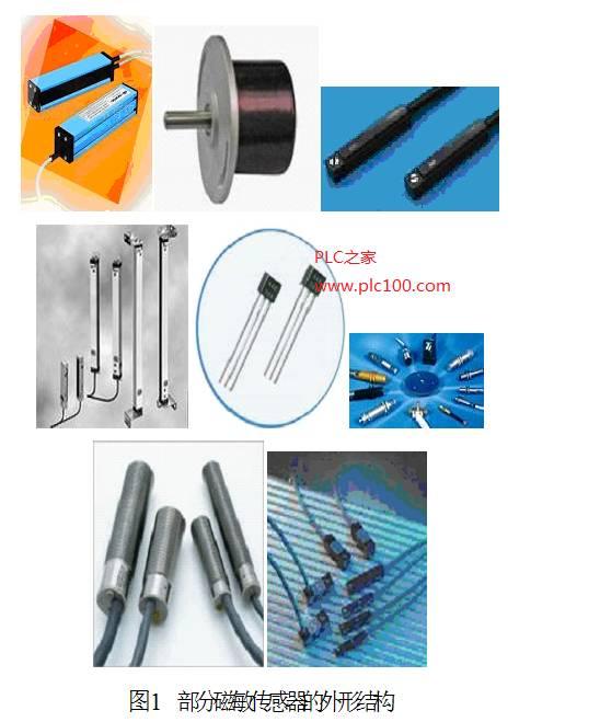 图2 磁性开关的符号 3)磁敏传感器的应用 磁敏传感器利用磁场作为媒介可以检测很多物理量,例如:位移、振动、力、转速、加速度、流量、电流、电功率等。在磁敏传感器中,霍尔元件及霍尔传感器的生产量是最大的。它主要用于无刷直流电机(霍尔电机)中,这种电机用于磁带录音机、录像机、XY记录仪、打印机、电唱机及仪器中的通风风扇等。另外,霍尔元件及霍尔传感器还用于测转速、流量、流速及利用它制成高斯计、电流计、功率计等仪器。磁敏传感器在车辆检测中的应用实例如图3所示。